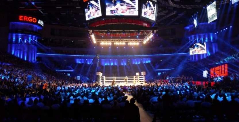 Wrestling Arena